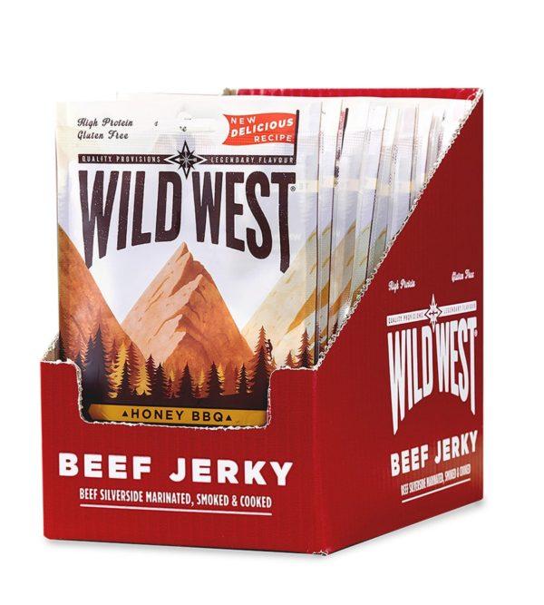 Busta Beef Jerky Honey BBQ-8076