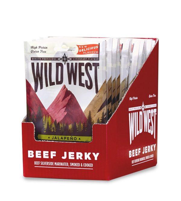 Busta Beef Jerky Jalapeño -8081