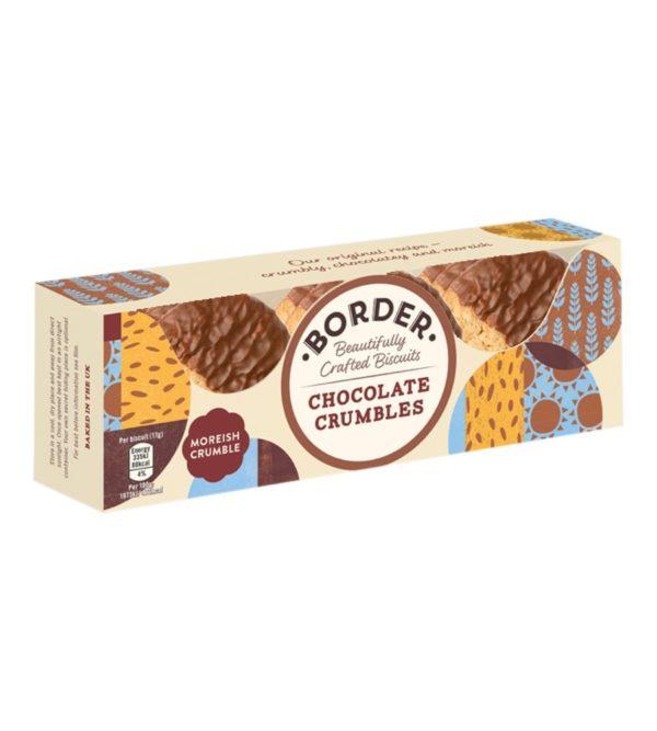 Chocolate Oat Crumble | Chocolate Oat Crumble