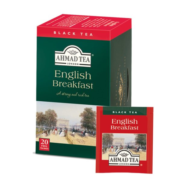 English Breakfast Tea filtri | English Breakfast Tea filtri