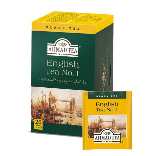 English Tea Nr. 1 filtri | English Tea Nr. 1 filtri