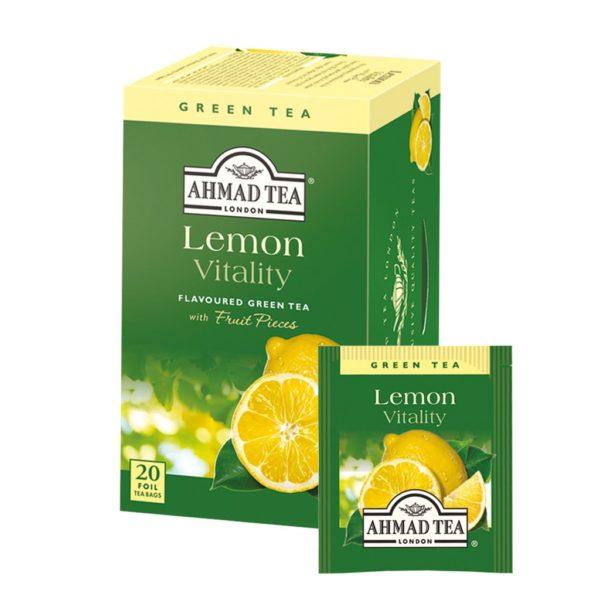 Te Verde al Limone filtro | Te Verde al Limone filtro