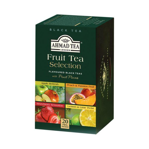 Tester Te Neri alla Frutta filtro | Tester Te Neri alla Frutta filtro