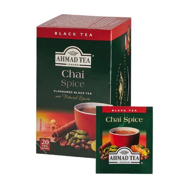 Chai Spice Tea filtro | Chai Spice Tea filtro