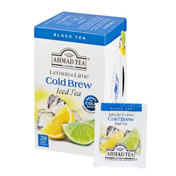 Cold Brew Limone e Lime (Te Nero) filtro | Cold Brew Limone e Lime (Te Nero) filtro