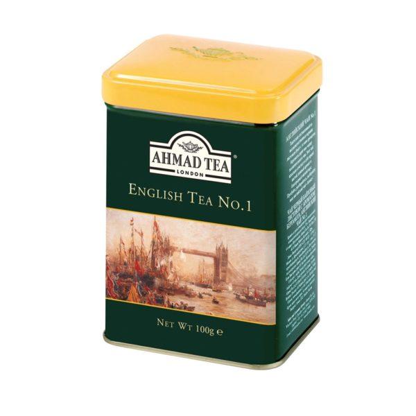 English Tea Nr. 1 Sfuso in Lattina   English Tea Nr. 1 Sfuso in Lattina