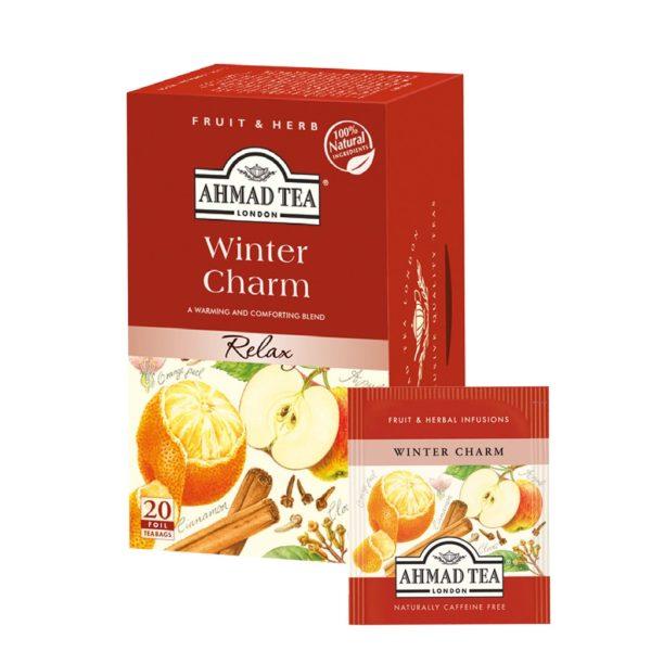 Infuso Winter Charm filtro | Infuso Winter Charm filtro