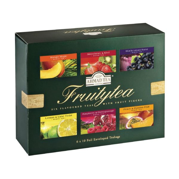 Fruity Tea Selection | Fruity Tea Selection