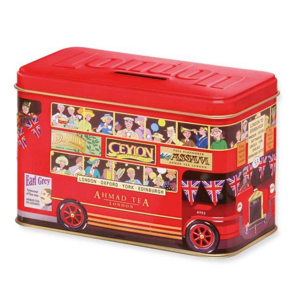 London Bus Lattina con Tè | London Bus Lattina con Tè