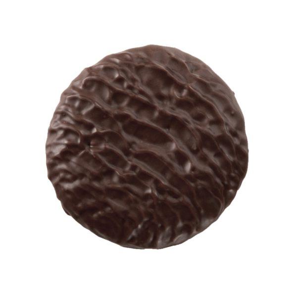 pasticcini zenzero cioccolato e arancio singolo