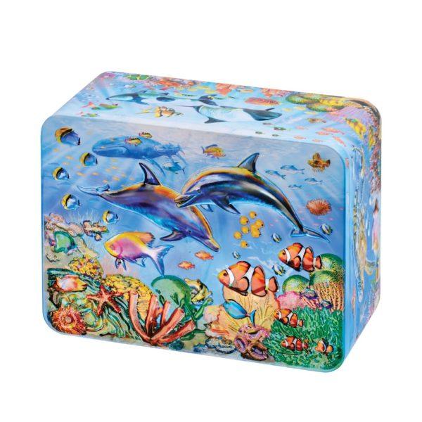 Lattina Sea Life con Caramelle | Lattina Sea Life con Caramelle
