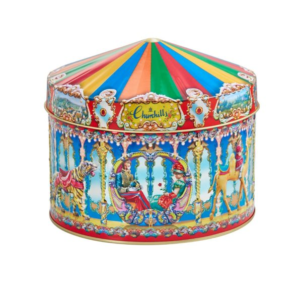 Lattina Circus con Fudge e Toffee | Lattina Circus con Fudge e Toffee