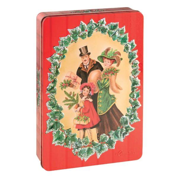 Lattina Victorian Family con Biscotti | Lattina Victorian Family con Biscotti