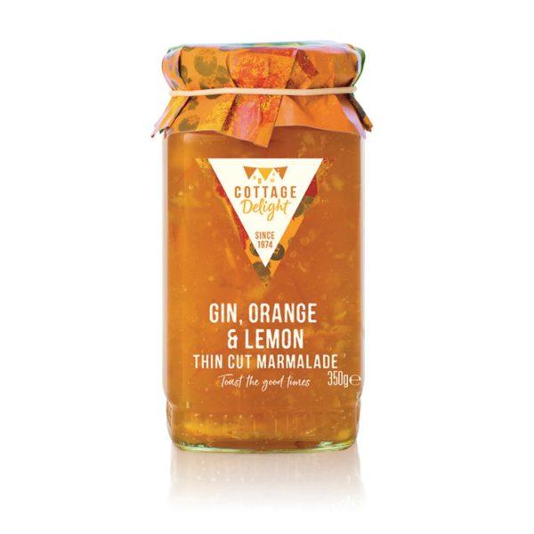 Marmellata di Arance, Limoni e Gin | Marmellata di Arance, Limoni e Gin