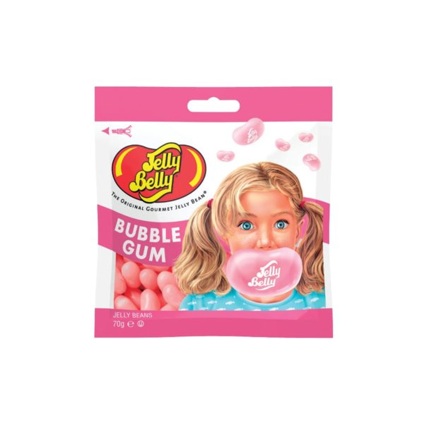 Jelly Belly Beans Caramelle al Bubble Gum | Jelly Belly Beans Caramelle al Bubble Gum