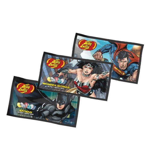 Jelly Belly Beans Caramelle Batman bustina | Jelly Belly Beans Caramelle Batman bustina