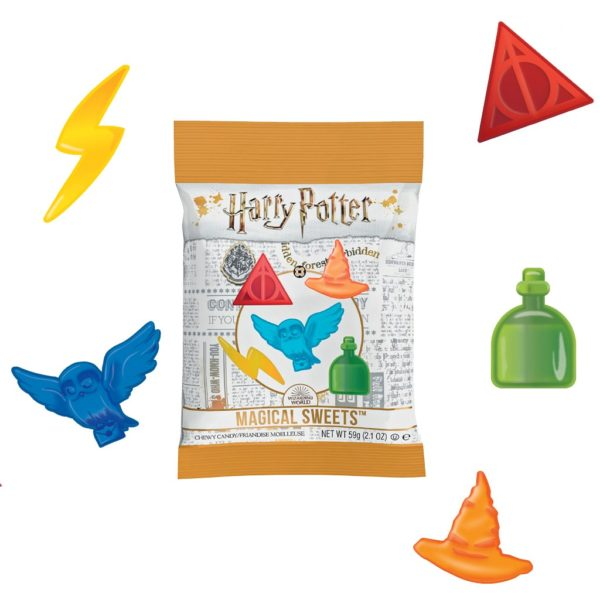 Jelly Belly Harry Potter Caramelle Gommose | Jelly Belly Harry Potter Caramelle Gommose