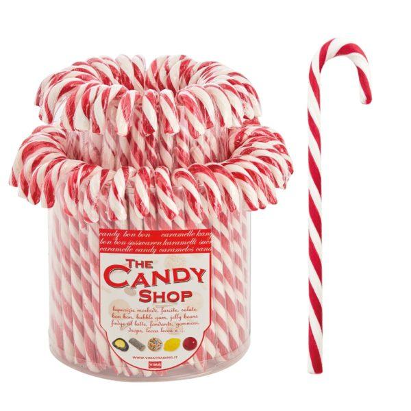 Lecca Lecca Candy Canes Bianco e Rosso | Lecca Lecca Candy Canes Bianco e Rosso