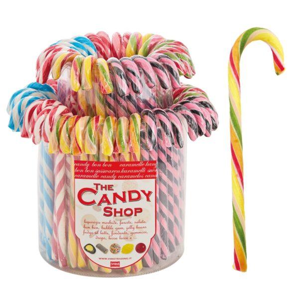 Lecca Lecca Candy Canes Multicolore | Lecca Lecca Candy Canes Multicolore
