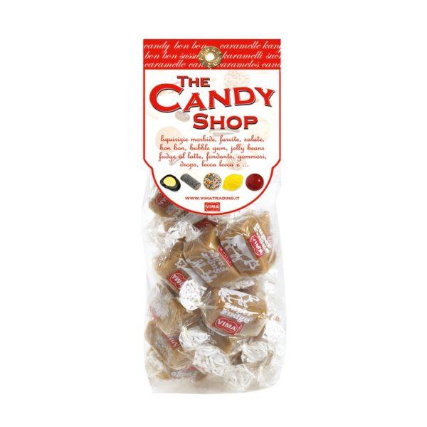 Caramelle Vanilla Fudge busta by Candy Shop | Caramelle Vanilla Fudge busta by Candy Shop