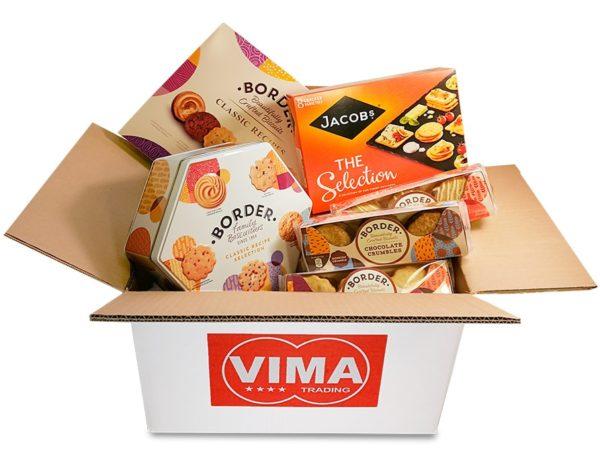 BISCOTTI E FROLLINI BOX Large (8 prodotti) | BISCOTTI E FROLLINI BOX Large (8 prodotti)