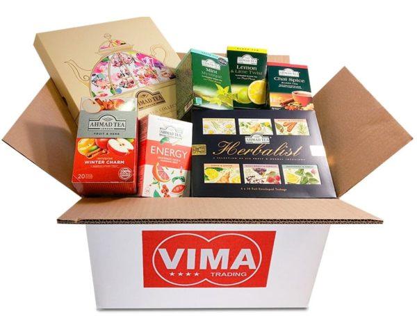 TEA BOX Large (13 prodotti) | TEA BOX Large (13 prodotti)